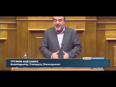 Αλεξιάδης: Ξανασυζητάμε το θέμα του κρασιού