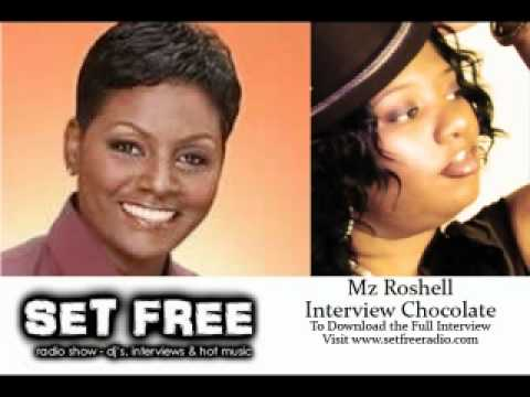 Set Free Radio Interviews Comedian Chocolate