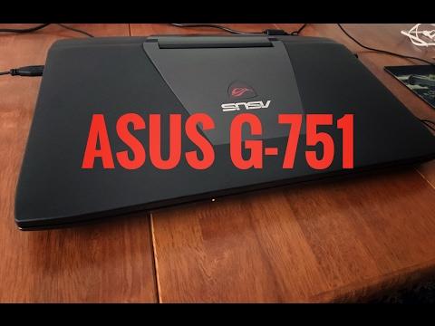 Asus G751 обзор/ Стоит ли покупать?