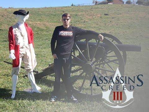 Assassins Creed 3: Revolutionary War Weaponry!