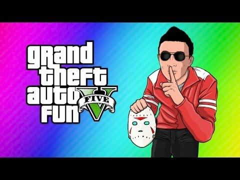 h20 delirious gta 5  GTA 5 Online Funny Moments!