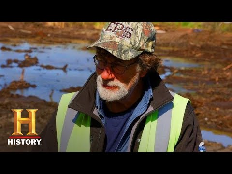 The Curse of Oak Island: BIG DISCOVERY IN THE SWAMP (Part 1) (Season 7) | History