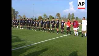 Nonton Puma And Adidas Bury Differences In Football Match Film Subtitle Indonesia Streaming Movie Download
