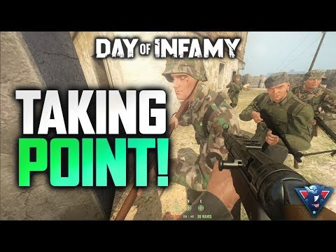 A RETURN TO FORM | Day of Infamy Gameplay