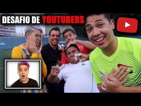 PERDEU? PINTA O CABELO: FELIPE NETO!!! - DESAFIO DE YOUTUBERS #1