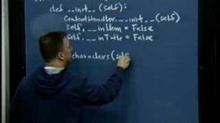 Lecture 26   Programming Paradigms (Stanford)