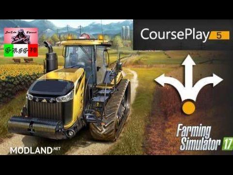 CoursePlay v5.01
