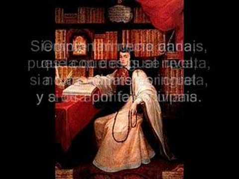 Hombres Necios - Juana Ines de la Cruz