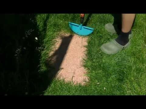 Gardena Rasenkantenstecher im Test