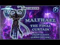 Grubby  Heroes Of The Storm 2 0  Malthael  The Final Curtain  Tl  2017 S2  Cursed Hollow