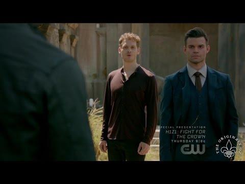 The Originals 4x05 The Hollow wants Marcel to sacrifice Klaus