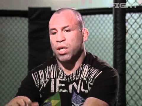 Wanderlei Silva Update talks Return to Octagon