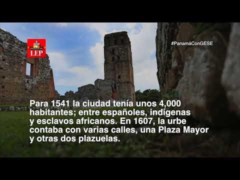Canaleros festejan los 498 años de Panamá La Vieja