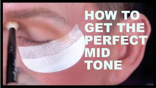 HOW TO GET THE PERFECT MID TONE EVERY TIME. BEGINNER FRIENDLY! by Wayne Goss