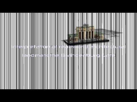Video Video analysis of the 174 Architecture Brandenburg Gate