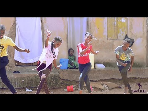 Jangu - Winnie Nwagi Dance Cover By Galaxy African Kids (HD Copy)