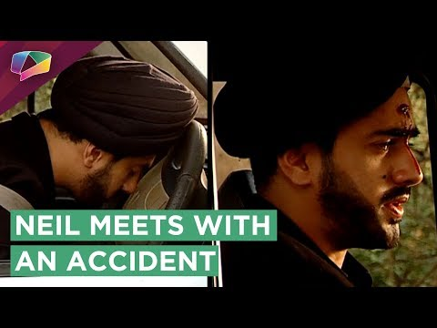 Neil Bangs His Car On A Tree | ACCIDENT | Naamkara