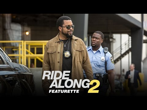 Ride Along 2 (Featurette 'Ride Along with Kevin And Cube')