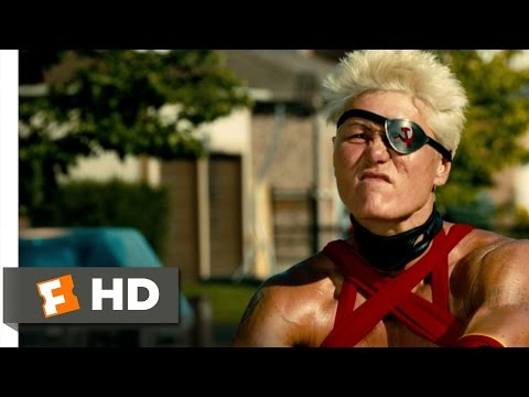 Kick-Ass 2 (8/10) Movie CLIP - Mother Russia vs. Cops (2013) HD