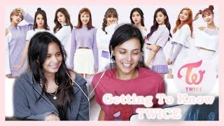 Video An Unhelpful Guide To Twice | Reaction MP3, 3GP, MP4, WEBM, AVI, FLV April 2018