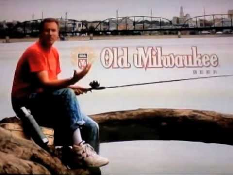 Will Ferrell in Davenport - Old Milwaukee Commercial #1