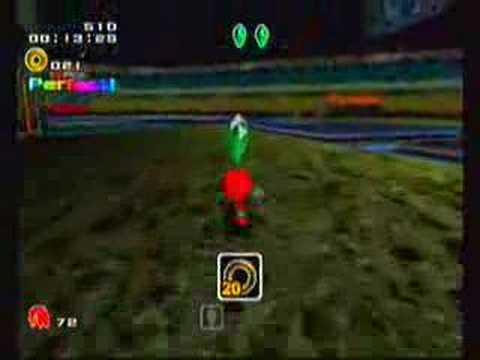 Sonic Adventure 2 - Meteor Herd - m1 - 0:18.05