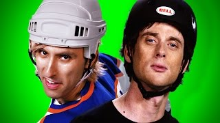 "Download this song ► http://hyperurl.co/Hawk-vs-Gretzky ◄New ERB Website & Merch can be found at https://erbofhistory.com/▼ CAST ▼=========Wayne Gretzky: Zach Sherwinhttp://bit.ly/ZachSherwDownload Zach's new album """"Rap!"""" - http://apple.co/1GjuCmoTony Hawk: Nice Peterhttp://www.nicepeter.comhttp://www.youtube.com/NicePeterBobby Orr: EpicLLOYDhttp://www.epiclloyd.comhttp://www.youtube.com/EpicLLOYD▼ CREW ▼=========Executive Producers: Peter Shukoff and Lloyd AhlquistDirected by: Nice PeterCo-Director:EpicLLOYDWritten by: EpicLLOYD, Nice Peter, Mike Betette, Zach Sherwin, Dante CimadamoreAdditional lyrics by: Cam Greelyhttp:youtube.com/videogamerapbattlesSenior Director of Studios: Michelle MaloneyProducer:Atul SinghAssociate Producer:Shaun LewinProduction Coordinator:Matthew SchlisselSong Produced by: Nice PeterMixed by: Jose ""Choco"" Reynoso and Nice PeterMastered by: Jose ""Choco"" ReynosoMusic Supervisor: Dante CimadamoreBeat Produced by: Hollywood Legend Productions & Jose ""Choco"" ReynosoVideo Editing by: Andrew Sherman, Ryan Moulton, Nice Peter, Javi Sánchez-Blanco, Nice PeterBTS Editing by: Edward Vilderman, EpicLLOYDAssistant Editor: Josh BestVFX and Compositing: Andrew Sherman, Ryan Moulton, Javi Sánchez-BlancoCostume Designer: Sulai Lopezhttp://bit.ly/291zTCHCostuming Assistant/Senior PA: Morgan Christensen Department Make Up Head: Katie MiddletonHair Department Head: Michelle ConnollyMake Up: Brittany WhiteDirector of Photography: Jon NaAC: Kyle HermanGaffer: Andy ChinnProduction Assistant: Roberto LewisProduced by: Atul Singh for Maker Studios▼ LINKS ▼=========http://erbofhistory.com/http://erbmerch.comhttp://twitter.com/ERBofHistoryhttp://instagram.com/erbhttp://facebook.com/erbhttp://nicepeter.comhttp://epiclloyd.com"