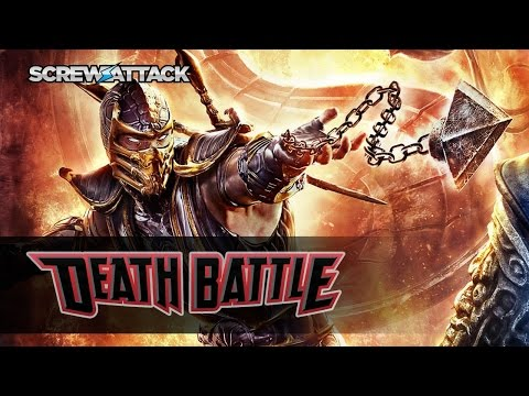 here - Mortal Kombat's most famous wraith will take on Ryu in the next episode of Death Battle! SUBSCRIBE: http://bit.ly/ScrewAttackSubscribe Connect with ScrewAttack Online: Visit the ScrewAttack...