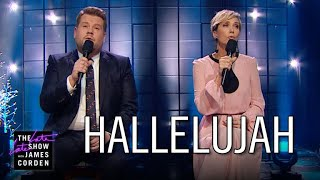 Video Kristen Wiig Struggles with 'Hallelujah' MP3, 3GP, MP4, WEBM, AVI, FLV Januari 2018