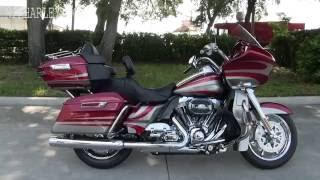 7. 2016 Harley Davidson FLTRUSE CVO Road Glide Ultra - 2018 CVO Lineup coming soon...
