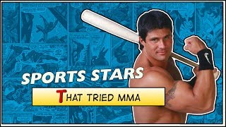 Sports Stars Who Tried MMA