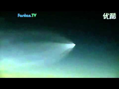 ufo sopra l'aeroporto cinese di hangzhou, immagini incredibili!