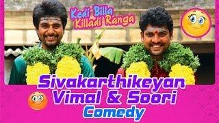 Video Kedi Billa Killadi Ranga Tamil Movie | Back To Back Comedy Scenes | Sivakarthikeyan | Vimal | Soori MP3, 3GP, MP4, WEBM, AVI, FLV Desember 2018