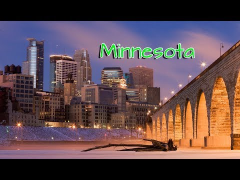 Top 10 reasons not to move to Minnesota. #1 is easy (видео)