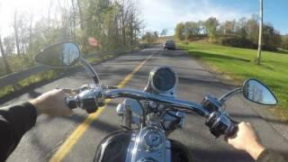 6. 2001 Harley Davidson Super Glide Test Drive