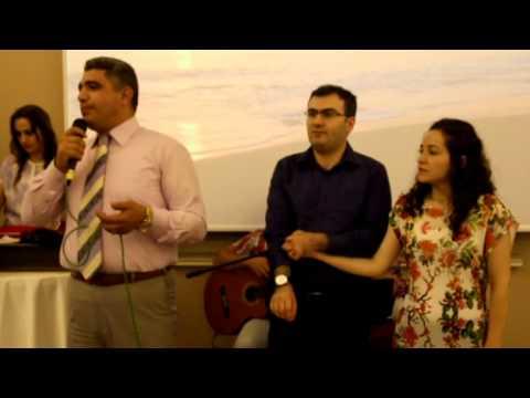 Pazar'da Savcı ve Hakime Veda Yemeği-VİDEO
