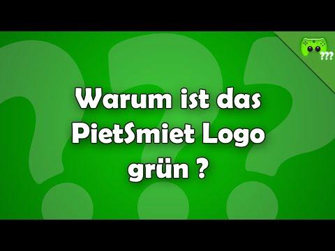 Warum ist das PietSmiet Logo grün ? - Frag PietSmiet ?!