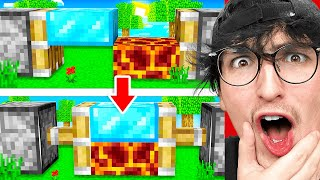 Testing VIRAL Minecraft MYTHS That ACTUALLY WORK!