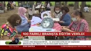 Kadın Koordinasyon Merkezi Mezuniyet Töreni - 24 Tv Canlı