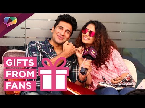 Avika Gor Unwraps Gifts From Her Fans With Manish