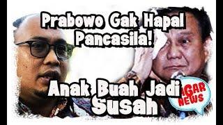 Video Gara Gara Prabowo tak Hapal Pancasila, Anak Buahnya Jadi Susah MP3, 3GP, MP4, WEBM, AVI, FLV Januari 2019