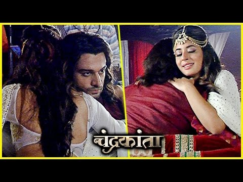Chandrakanta Hugs Virendra in Prem Ya Paheli... Ch