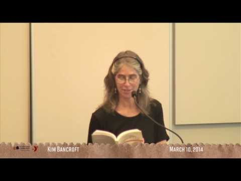 Brown Bag Lunch Speaker's Forum: Author Kim Bancroft