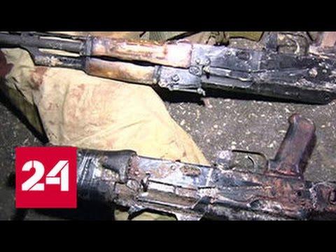 Найти и уничтожить! В Чечне ловят участника особо опасной банды (видео)