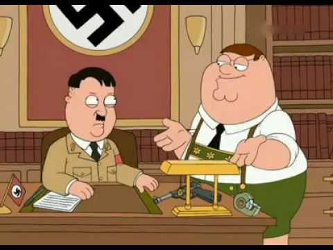 Family Guy - Peter HITLER [Full in HD].mp4