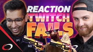 BIGGEST CS:GO FAILS!? 😂Try Not To Laugh Challenge w/ n0thing & Shahzam
