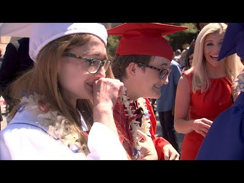 FOX5 Surprise Squad: Homeless Triplets Defy Odds Then Pulled from Graduation After Getting Diplomas