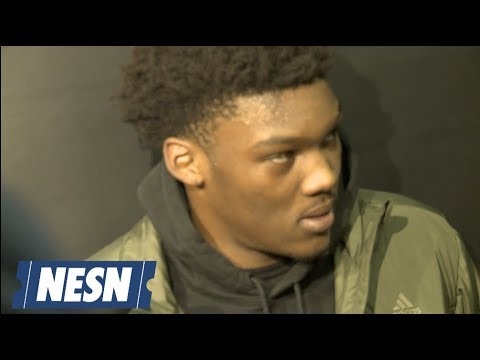 Video: Robert Williams On Taking On A Bigger Role In Aron Baynes' Absence