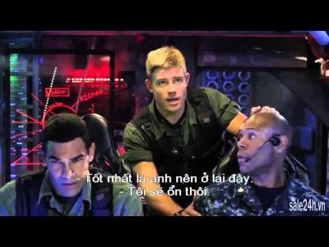 Đại Chiến Bạch Tuột Khổng Lồ 2014 | Phim Hành Động Viễn Tưởng Âu Mỹ Đặc Sắc Mới Nhất Cực H