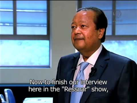 Sao Paulo Ressoar Interview, with  English subtitles